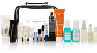Net-a-Porter Beauty - Jet-a-porter Beauty Kit - Clear