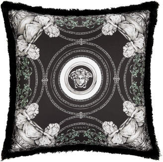 Versace Ganimede Silk Cushion