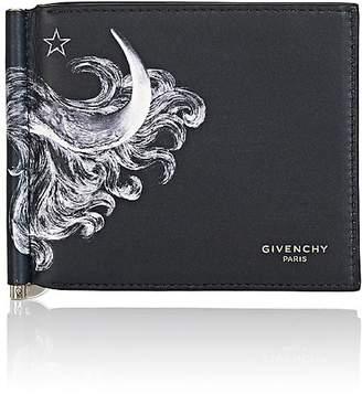 Givenchy Men's Money Clip Billfold
