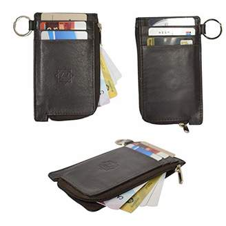Credit Card holder with chain cover