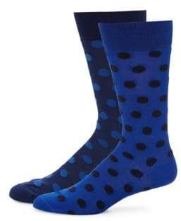Marcoliani Polka Dot Socks