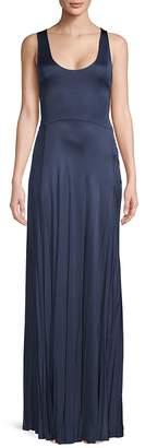 Zac Posen Women's Leora Floor-Length Gown