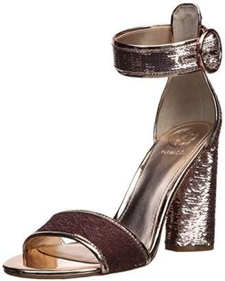 GUESS Women's ABHA2 Heeled Sandal