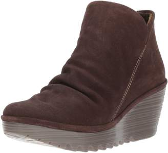 Fly London Women's Yip Ankle Bootie
