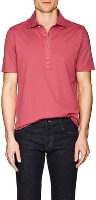 S.MORITZ Men's Capri Cotton Polo Shirt