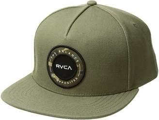 RVCA Men's Radius Snapback HAT