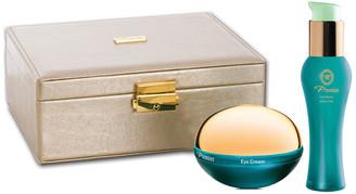D.E.P.T Premier Luxury Skin Care Premier Dead Sea Cosmetics 2Pc Duet Anti-Aging Eye Care Kit With Spf