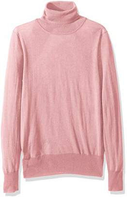 J.Crew Mercantile Women's Merino Turtleneck Sweater,L