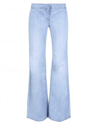 BalmainBalmain mid-rise flared jeans