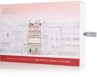 Philip Kingsley Fabulous Foundations: Beautiful Body & Volume Gift Box - one size