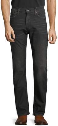 Levi's 513 Frog Eye Advanced Stretch Slim-Fit Jeans