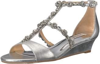 Badgley Mischka Women's Terry Ii Wedge Sandal