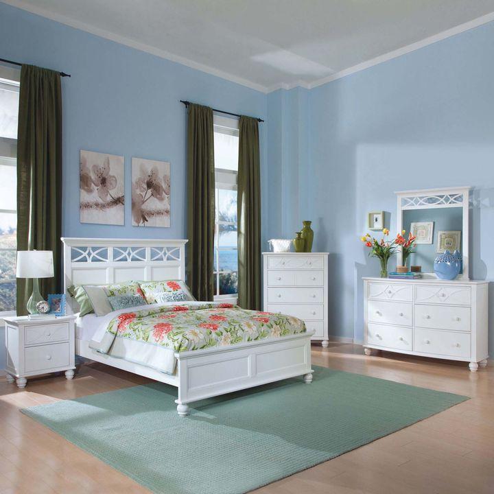 Bed Bath & BeyondVerona Home Amherst 5-Piece Queen Bedroom Set