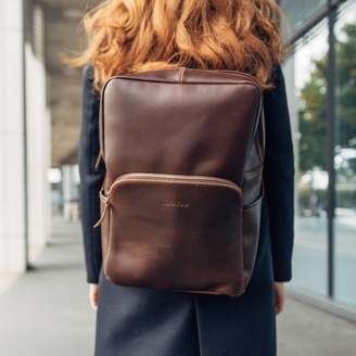 Niche Lane Leather Laptop Backpack For Men And Women    Porter    b2628b21c
