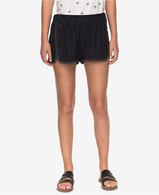 Roxy Pull-On Dolphin-Hem Shorts