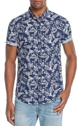 Superdry Shoreditch Short-Sleeve Regular Fit Button-Down Shirt