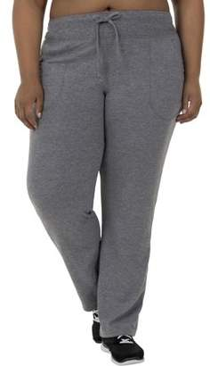 Fruit of the Loom Fit for Me by Women's Plus-Size Lounge Pant