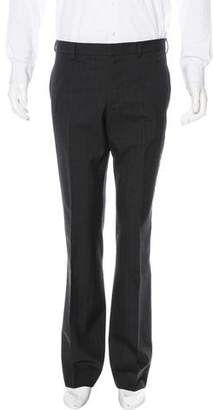 Christian Dior 2002 Wool Straight-Leg Pants