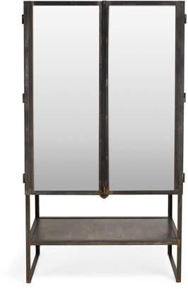 Mason Mirrored Armoire