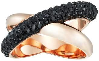 Swarovski Crystaldust Ring Cross Ring