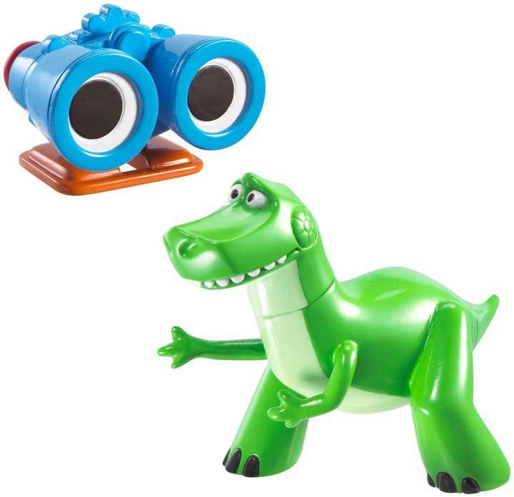 Disney/Pixar Toy Story 20th Anniversary Rex and Lenny Figure Buddy 2-Pack