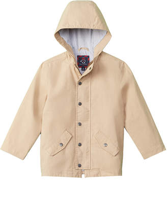 Brooks Brothers Red Fleece Hooded Jacket