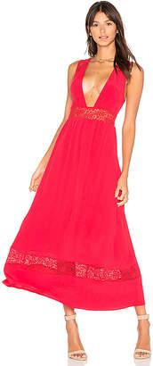 Majorelle Pinewood Maxi Dress