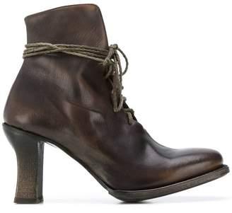 Cherevichkiotvichki elongated lace boots