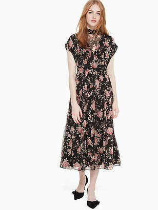 Kate Spade Chinoiserie natalle dress