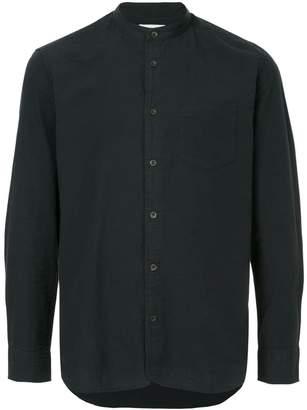 Kent & Curwen mandarin collar shirt
