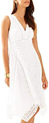 Lilly Pulitzer Elyse Midi Dress