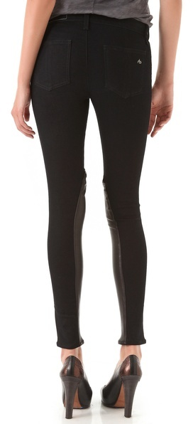 Rag and Bone The Jodhpur Legging Jeans