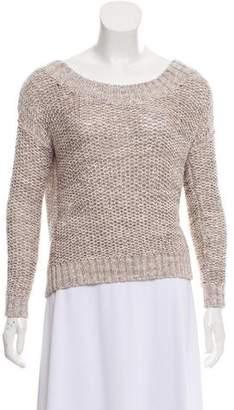 360 Sweater Long Sleeve Knit Sweater