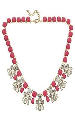 Fornash Bubblegum Pink Necklace