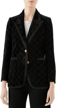 6c50293c5 Velvet Jacket - ShopStyle