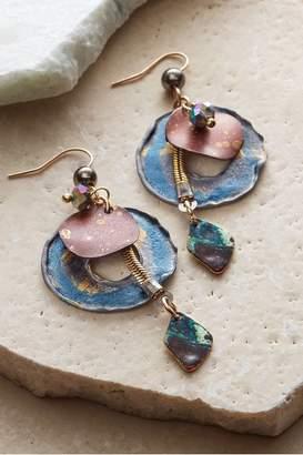 Soft Surroundings Corpus Christi Earrings
