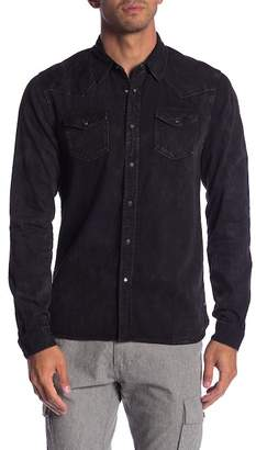 Scotch & Soda The Western Regular Fit Shirt