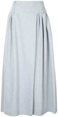 Natasha Zinko pleated midi skirt