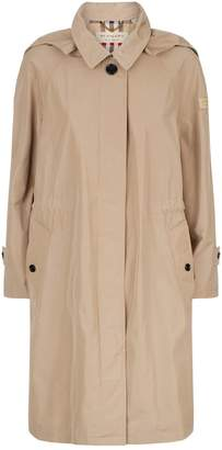 Burberry Tringford Hooded Trench Coat