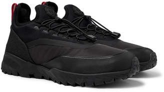 Moncler 2 1952 Jericho Neoprene, Shell and Rubber Sneakers