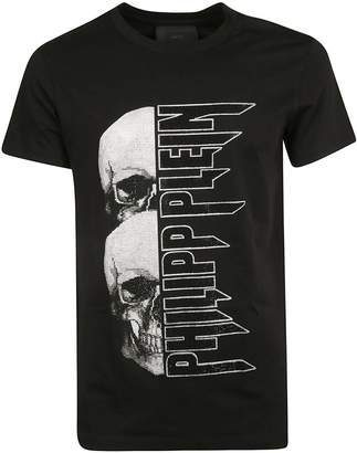 84ee97d5d4 Philipp Plein T-shirts Men Sale - ShopStyle UK