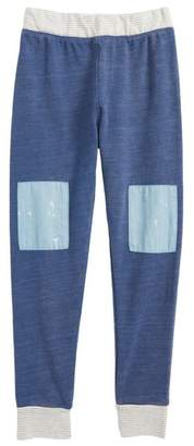 Miki Miette Theo Knee Patch Jogger Pants