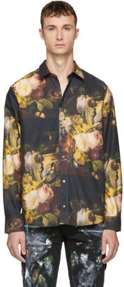 McQ Multicolor Dutch Master Shields Shirt