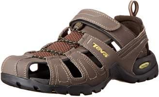Teva Men's M Forebay Sandal , 12 M US