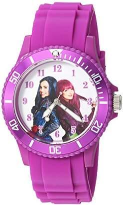 Disney Women's Descendants 2' Quartz Plastic Casual Watch