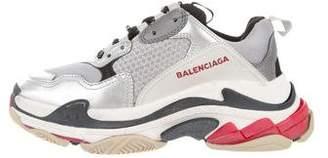 Balenciaga 2018 Triple S Sneakers w/ Tags