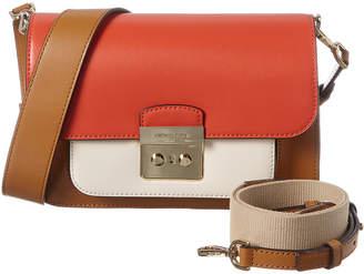 MICHAEL Michael Kors Sloan Editor Large Leather Shoulder Bag