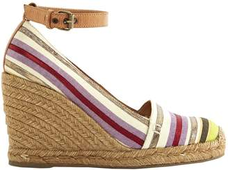 L'Autre Chose Cloth sandals