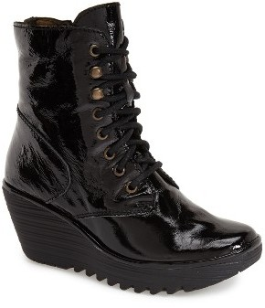Women's Fly London 'Ygot' Platform Wedge Boot $229.95 thestylecure.com