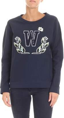 Woolrich W Embroidered Sweatshirt